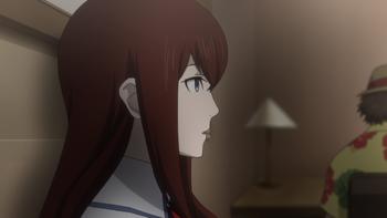 Кадр 3 аниме Врата Штейна: Эгоистичная пориомания