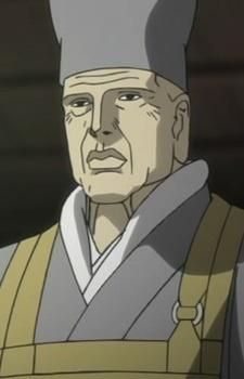 Аниме персонаж Соэки Сэнно