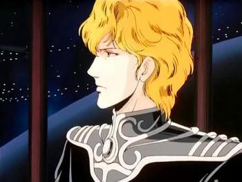 Кадр 0 аниме Легенда о героях Галактики