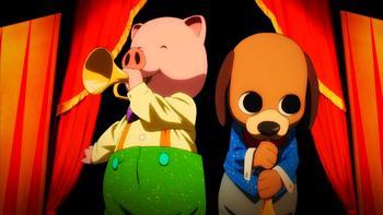 Кадр 3 аниме Паприка