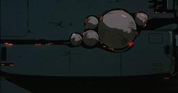 Кадр 1 аниме Легенда о героях Галактики: Увертюра к новой войне