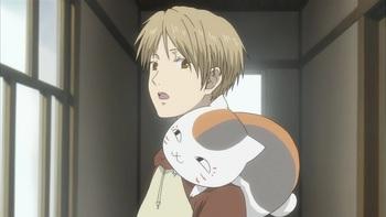 Кадр 0 аниме Тетрадь дружбы Нацумэ 2