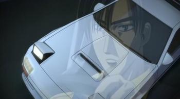 Кадр 1 аниме Инициал Ди: Стадия четвёртая