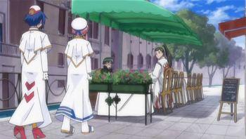 Кадр 3 аниме Ария: Происхождение