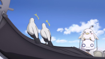 Кадр 1 аниме Ария: Будущее