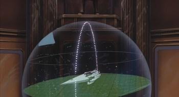 Кадр 3 аниме Легенда о героях Галактики: Мне покорится море звёзд