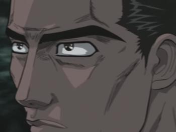 Кадр 3 аниме Инициал Ди: Стадия вторая