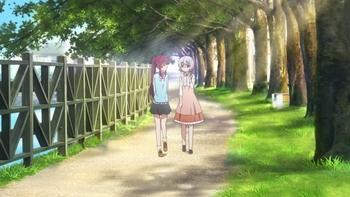 Кадр 3 аниме Лилии на ветру 3