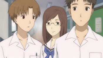 Кадр 0 аниме Тетрадь дружбы Нацумэ