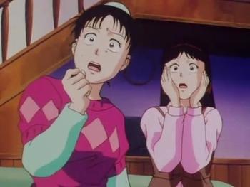 Кадр 1 аниме Дело ведёт юный детектив Киндаити
