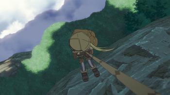 Кадр 1 аниме Созданный в Бездне