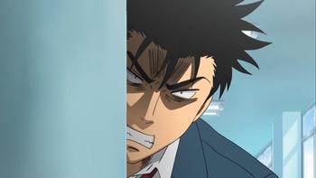 Кадр 3 аниме Скет Данс OVA