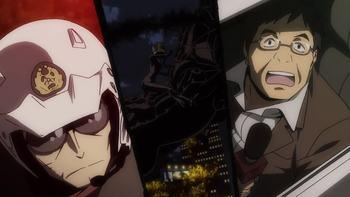 Кадр 1 аниме Дюрарара!! 2: Наследие