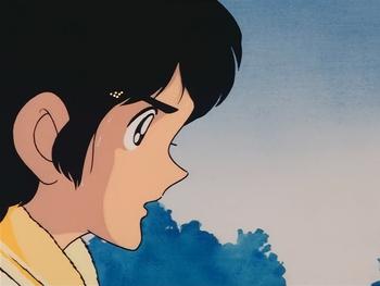 Кадр 1 аниме Касание