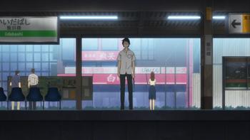 Кадр 1 аниме Город, в котором меня нет