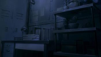 Кадр 1 аниме Патэма наоборот