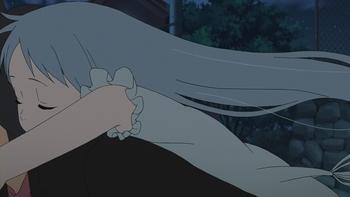 Кадр 2 аниме Невиданный цветок. Фильм