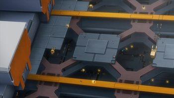 Кадр 3 аниме Мобильный воин Гандам 00 2
